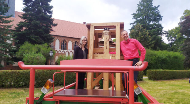 Ehepaar Almut und Helmut Kautz