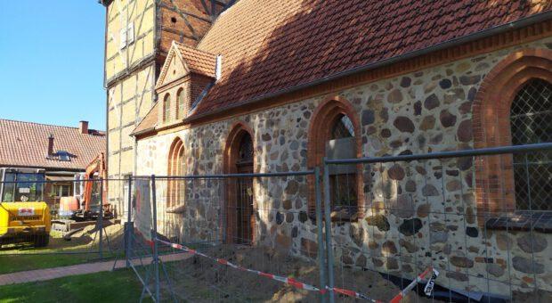 Kirche von Garlin Westprignitz