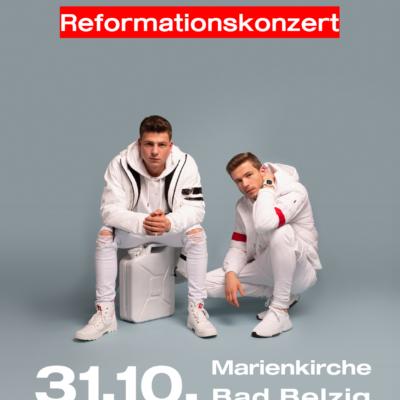 Poster O'Bros Konzert