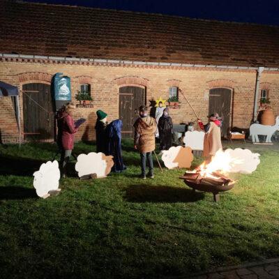 Weihnachten 2020 in Rottstock