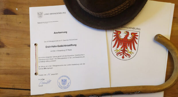 Erich-Hahn-Gedächtnisstiftung
