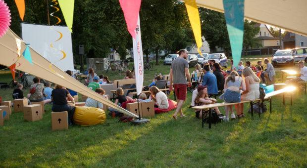 """Jugendtage """"Summer in the city"""" Bad Belzig"""