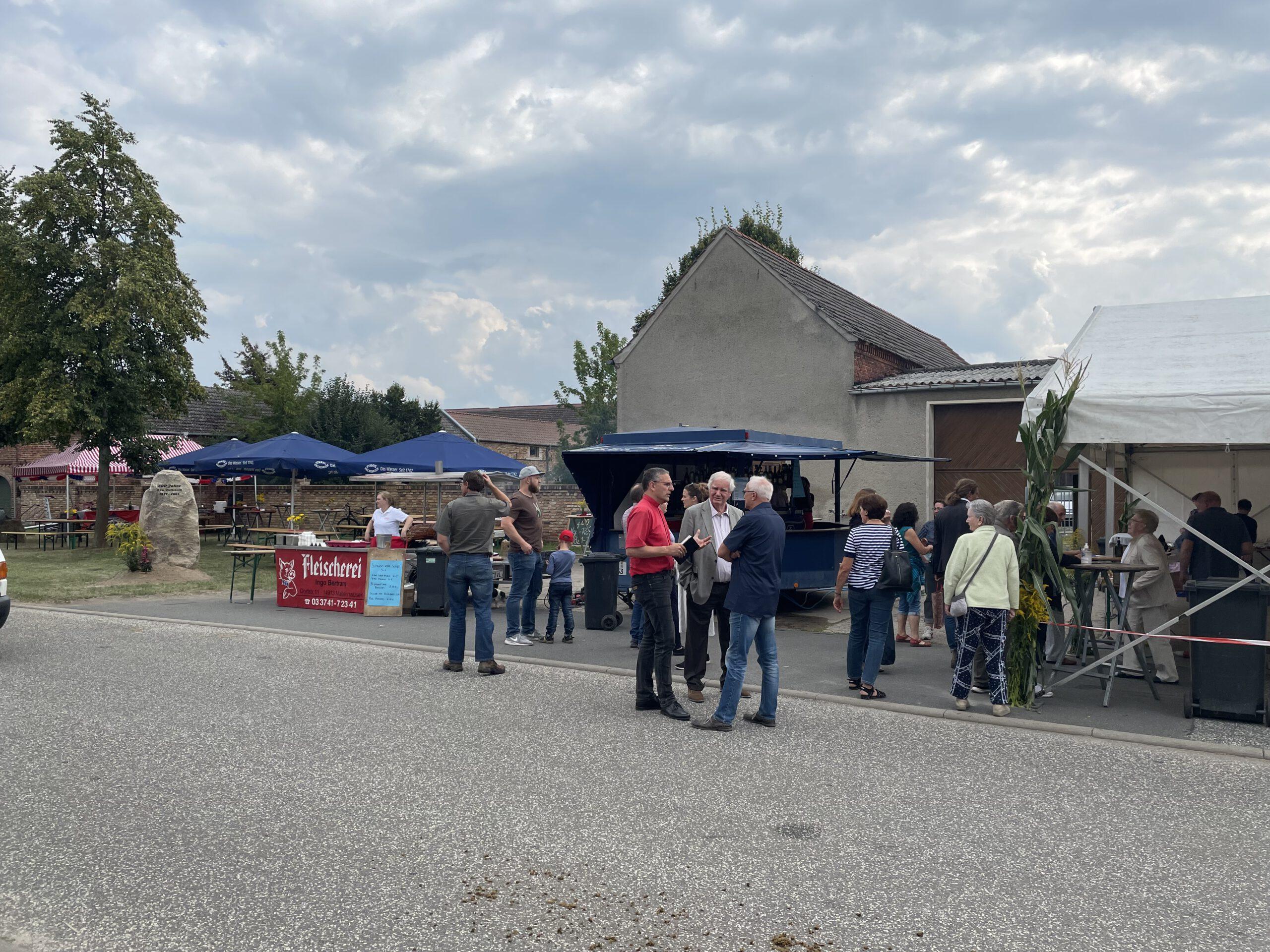 Feier 200 Jahre Neu Rottstock