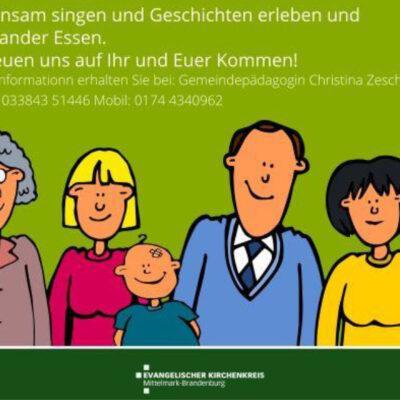 Familienkirche in Brück